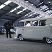 Volkswagen Microbus Poster