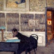 Vuillard: Revue, 1901 Poster