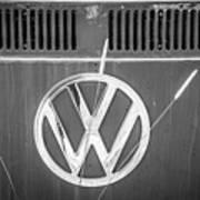 Vw Van Logo Poster