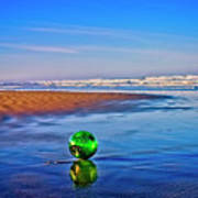 Waldport Oregon - Float The Ocean Poster
