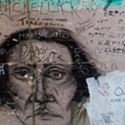 Wall Drawing Poster