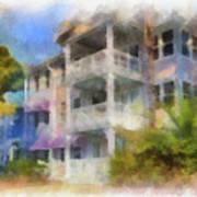 Walt Disney World Old Key West Resort Villas Pa 01 Poster