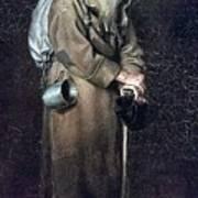 Wanderer H 1870 88h54 Am Gtg Vasily Perov Poster