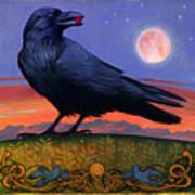 Wanderer's Moon Poster
