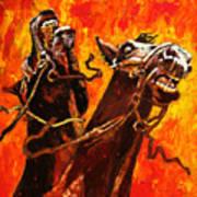 War Horses Poster