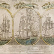 War Of 1812: Victories Poster