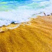 Warm Sand Poster