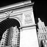 Washington Square Arch Poster