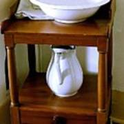 Washstand Poster