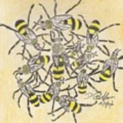 Wasps Poster