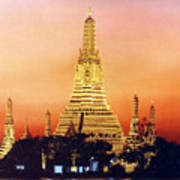 Wat  Aroon Poster