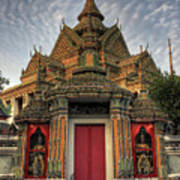 Wat Pho Poster