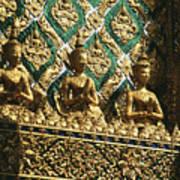 Wat Phra Keo (grand Palac Poster