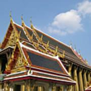 Wat Po Bangkok Thailand 24 Poster