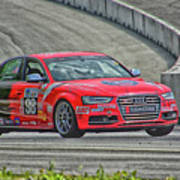 Watch Out Audi  Poster