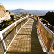Watchtower Lookout, Ben Lomond, Tasmania Poster