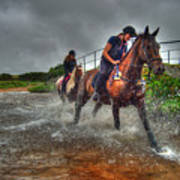 Water Horses Poster