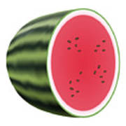 Water Melon Poster