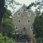 Water Mill Poster