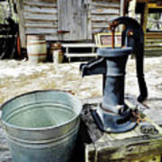 Water Pump Poster