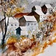 Watercolor 015032 Poster