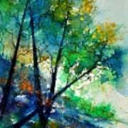 Watercolor 119042 Poster