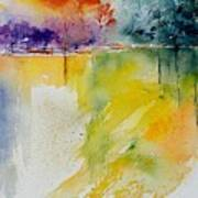 Watercolor  241008 Poster