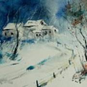 Watercolor 905001 Poster