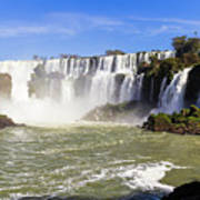 Waterfalls Wall Poster