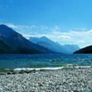 Waterton Beachcomber Poster