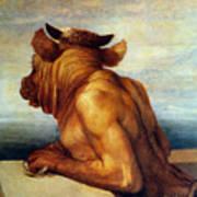 Watts: The Minotaur Poster