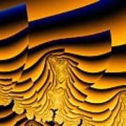 Waves Of Grain Poster