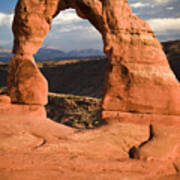 Way Of Delicate Arch  Poster