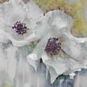 Wayside Flowers Poster