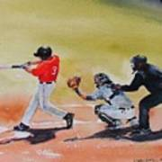 Wcu At The Plate Poster