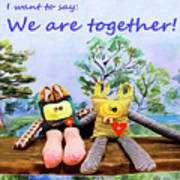We Are Together Poster
