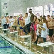 We Swim Poster