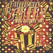 Weathermays Bakery 1943 Poster