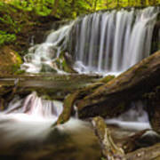 Weavers Creek Falls Poster