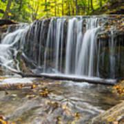 Weaver's Creek Falls Poster