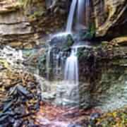 Webwood Falls Poster