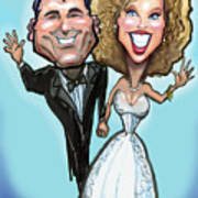Wedding Cake Dolls Poster