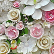 Wedding Flowers Poster