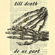 Wedding Gift, Till Death Do Us Part Poster