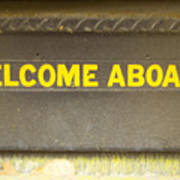 Welcome Aboard  Poster
