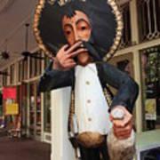 Welcome To El Mercado Poster