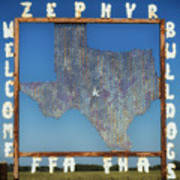 Welcome To Zephyr Texas Poster