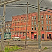 West Bottoms 7714 Poster