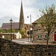 Westport Town Poster