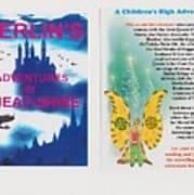Wheat-shire Theme Park Poster
